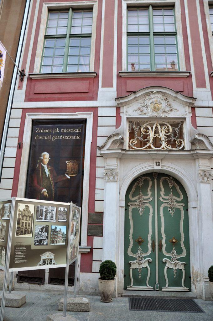 Muzeum Historyczne Miasta Gdańsk - Dom Uphagena