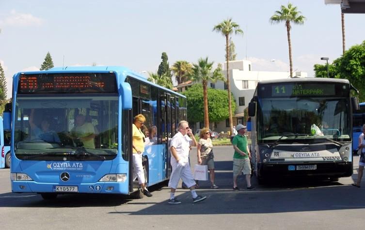 Na tym samy przystanku stają Autobusy do Aqaparku Waterpark - nr.11