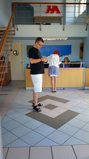 Informacja turystyczna dotycząca kupna biletu na Itaka