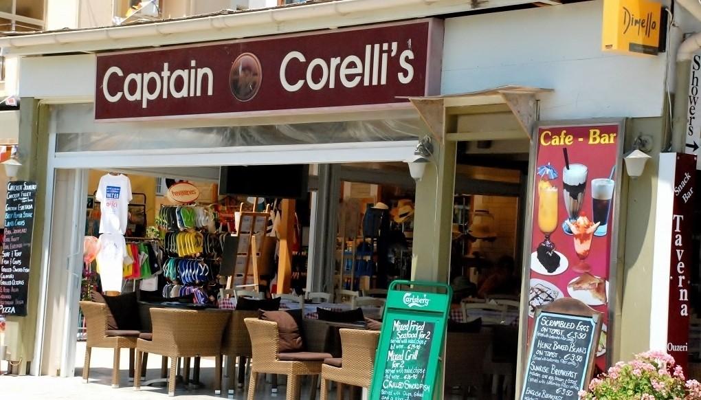 Corelli Bar