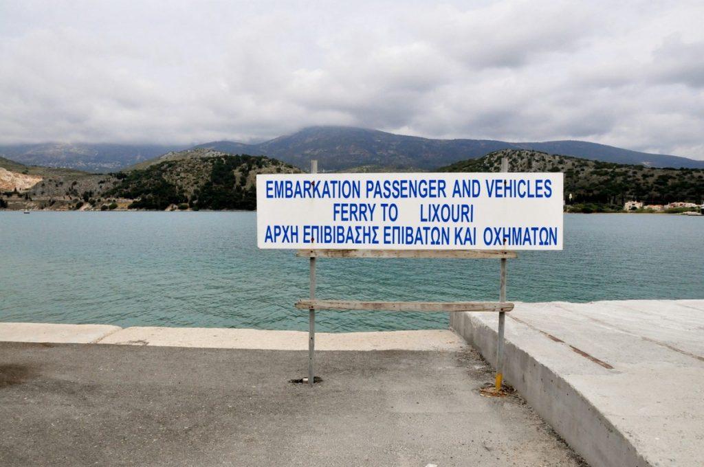 Argostoli, prom