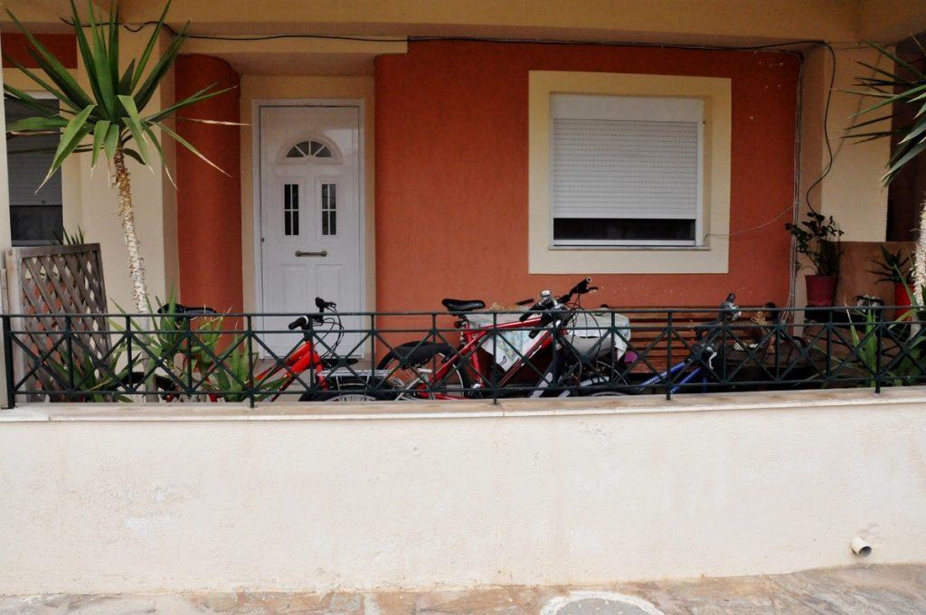 Rowery bez zabezpieczenia - nie wiedzą że polak potrafi ;)