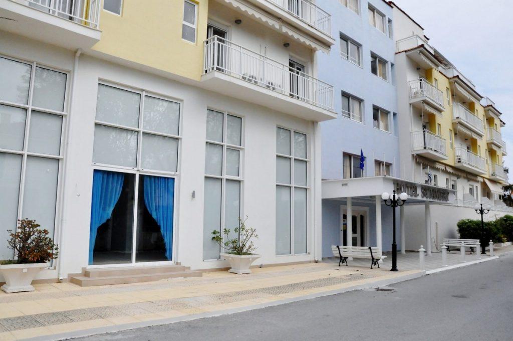 Hotel z widokiem na Argostoli